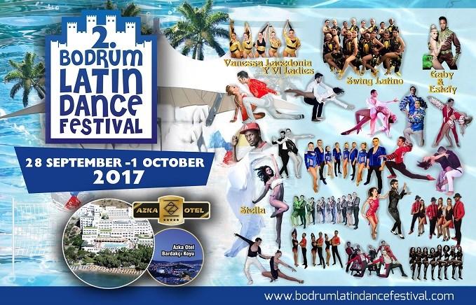 BODRUM LATIN DANCE FESTIVAL 2017